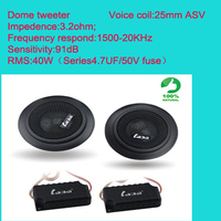 New design car Tweeter with 25mm ASV