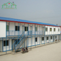Sandwich panel prefabricated steel strucutre apartment building