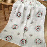 47x47 after washed adult and baby wraps swaddle blanket muslin