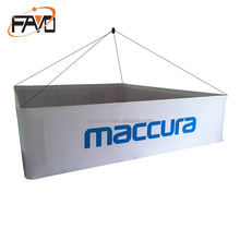 Exhibition Stand Flooring Trade Show Showroom Display Wire Shelving Banner