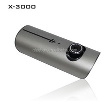 waterproof lens dual camera full hd 1080P car black box with gps