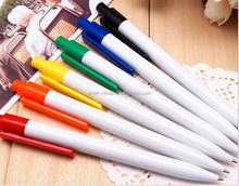 plasitc twist ballpen for promotion