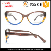 FB30130 Latest brand optical frame spectacles with new design
