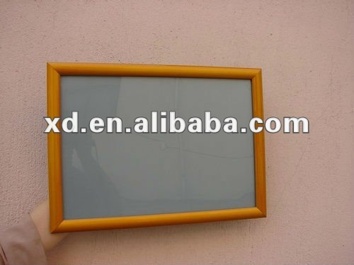 snap frame extrusions for advertising (A3 size)