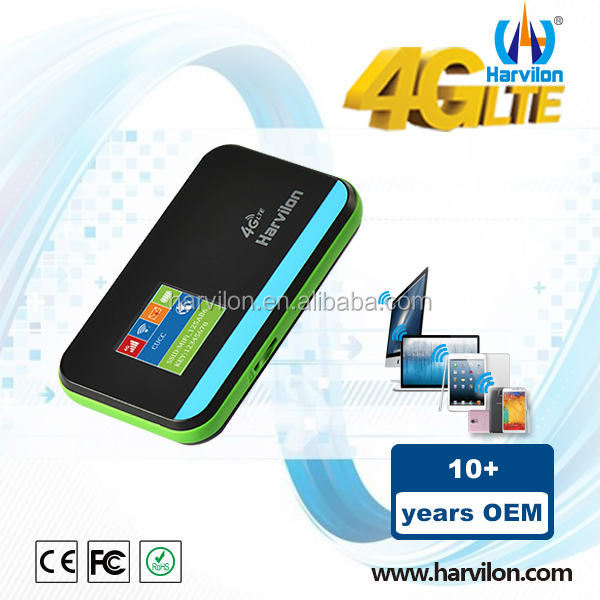 New Advanced Router 4G 3G 2G Wireless WIFI Modem With SIM Mini Hotspot