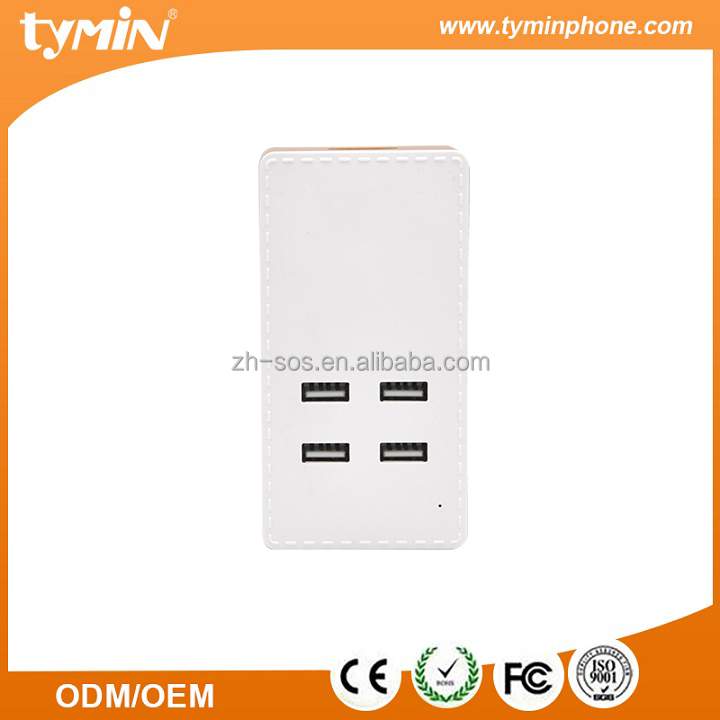 Popular design fast charging 1.2/1.5/1.8m length wall socket with usb port with competitive price