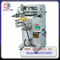 screen printing machine for electric cooker case