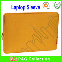 China Dong Guan Factory Neoprene Laptop Sleeve for Macbook Air Soft Case