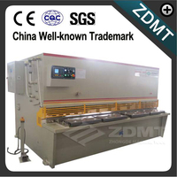 Metal Sheet Plate Shearing Machine for Cutter