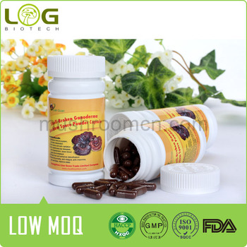 High Quality Chinese Broken Ganoderma Ludicum Spore Capsule