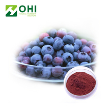 China Factory Bilberry Powder 4:1 10:1 Bilberry Ratio Extract
