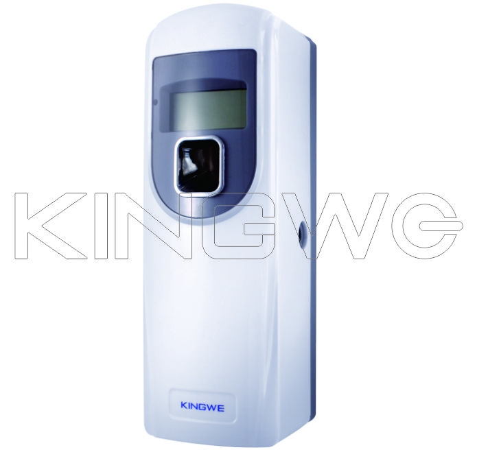 KW-7016LCD Automatic Aerosol Dispenser With Pest Control Sprayer