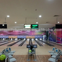 Refurbished Bowling Alley Equipment For Sale