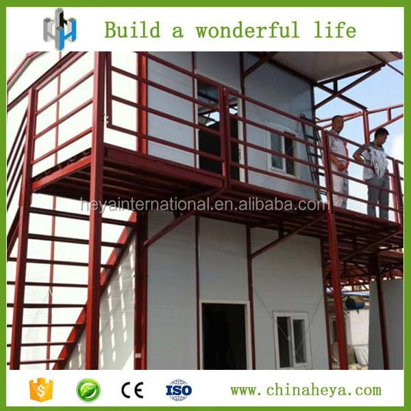Mobile homes folding hot selling low cost prefab labor house with great price