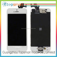 Low Price mobile phone lcd display for iphone 5g