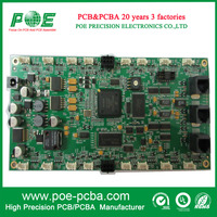 High quality pcb pcba/Strict control SMT line pcb assembly service