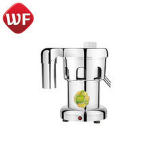 Stainless steel 370W electric industrial fruit orange juicer machine