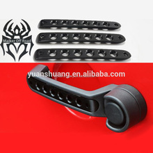 Outside Door handle cover trims for jeep wrangler JK handle cover trims car accessories