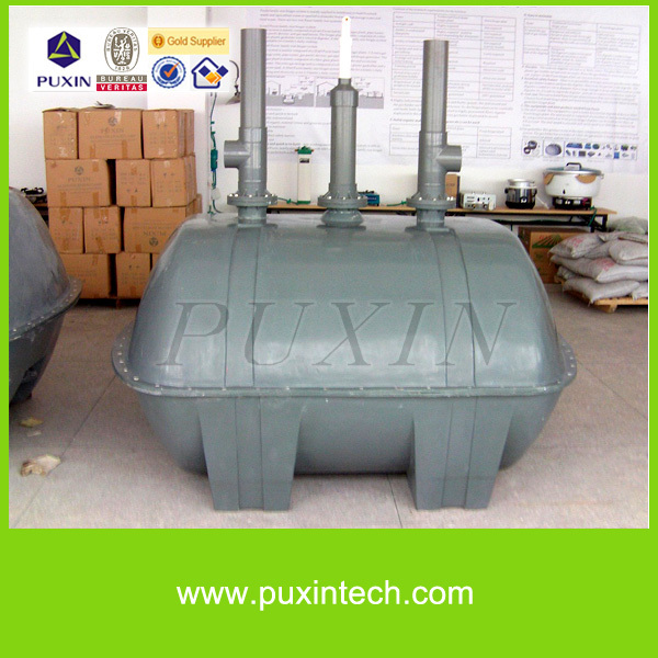 High quality bio septic tanks for toilet sewage