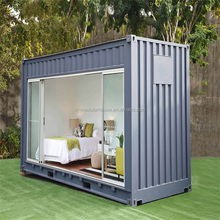 Movable prefab modular container houses made in China