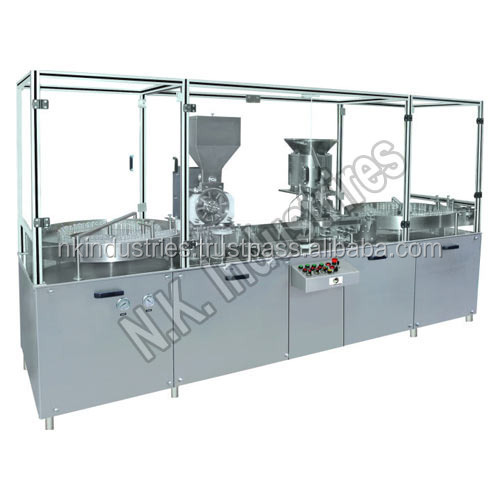 automatic small dose powder filling machine