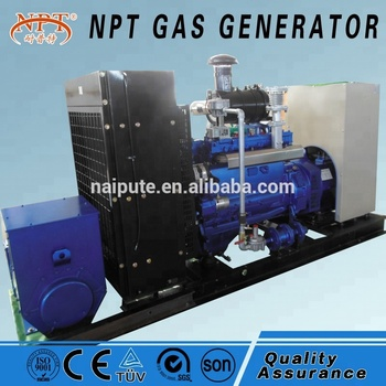 natural /biogas /biomass gas generator 50kw