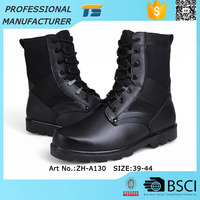 Genuine Leather Cheap Military Boots Combat Winter Boot