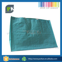 Cangnan Promotional PP Woven Laminated Tote Shopping Bag