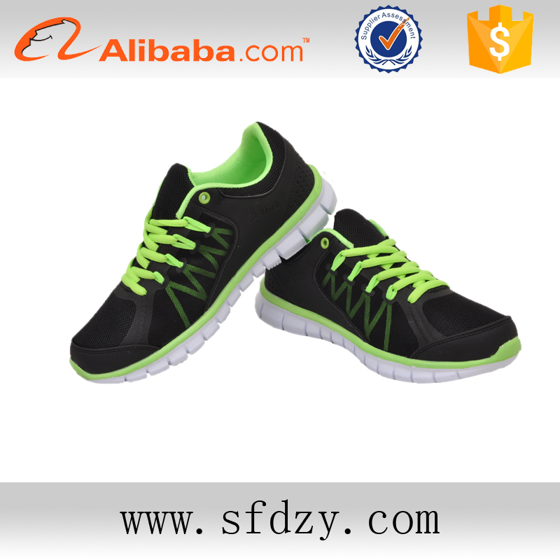 Professional factory supply custom durable cheap sport shoes woman