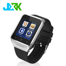 Good Quality 3G Smart watch 3G ZGPAX S8 Smart Watch Android With MTK6572 Dual Core 2.0MP Camera WCDMA GSM GPS Support