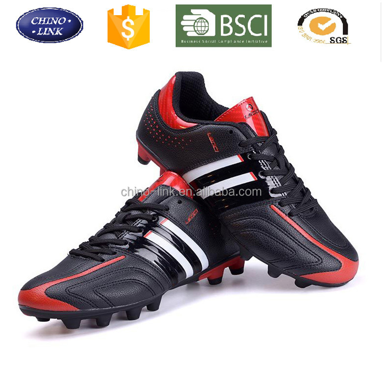 Men sport shoes for TPU sole soccer outdoor shoe original quality branded boot football shoe cleat soccer zapatos