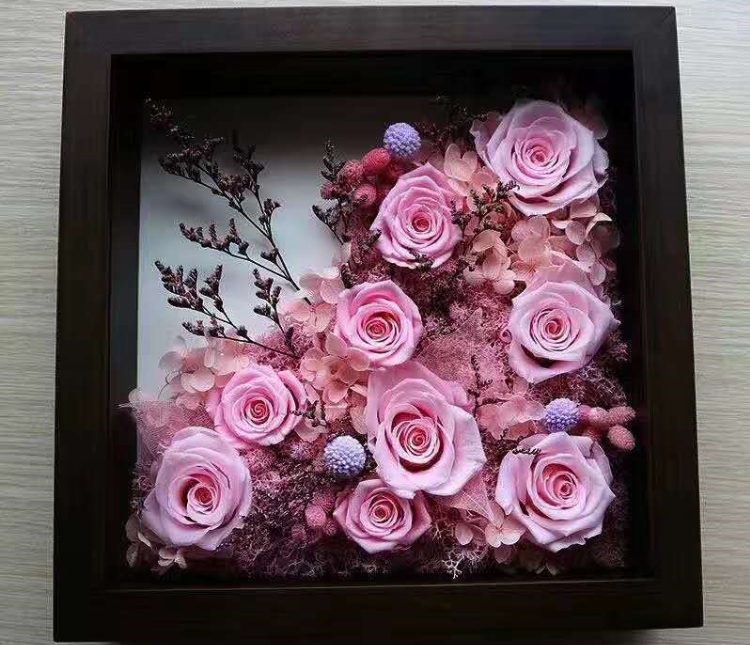 best selling hot chinese products preserved fresh flowers for australia