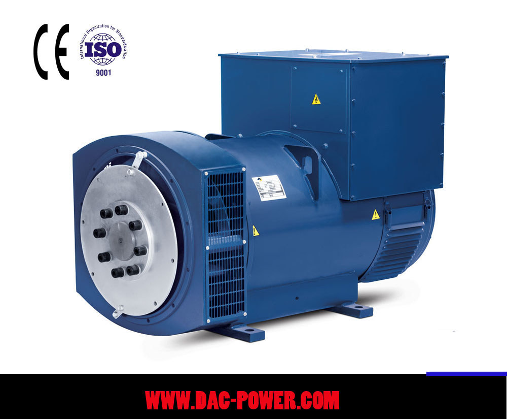 DCBseries 50HZ Three-Phase(or Single Phase) Brushless Synchronous Alternator