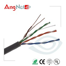 305m/roll cable cat5e 24 awg free sample provide