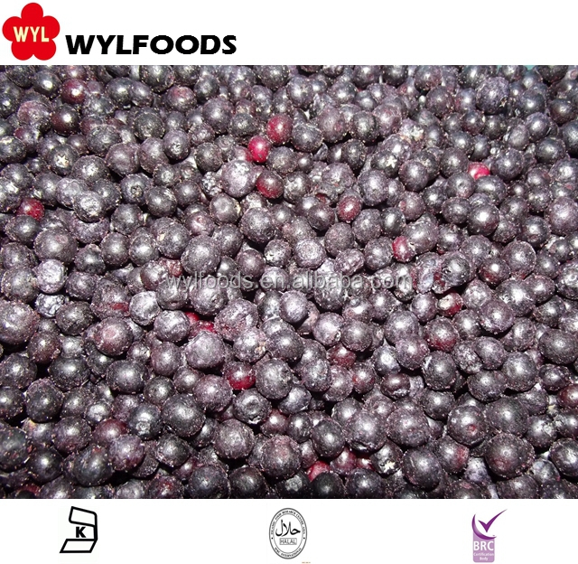 2016 china new crop whole wholesale price frozen black currant color