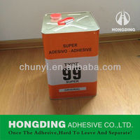 Spray contact glue for unviersal decoration