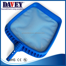 Swimming pool use protein floating leaf mesh skimmer