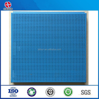 High quality perforated aluminum panel decorative wall sheet,anodized aluminum sheet