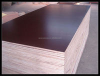 Shan Dong Construction 15mm black / brown film faced plywood