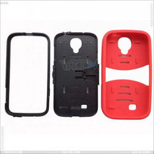 2013 Combo Hard High Impact Case With Kickstand For SAMSUNG Galaxy S4 S IV S 4 Iv Gt-i9500 P-SAMI9500HCSO036