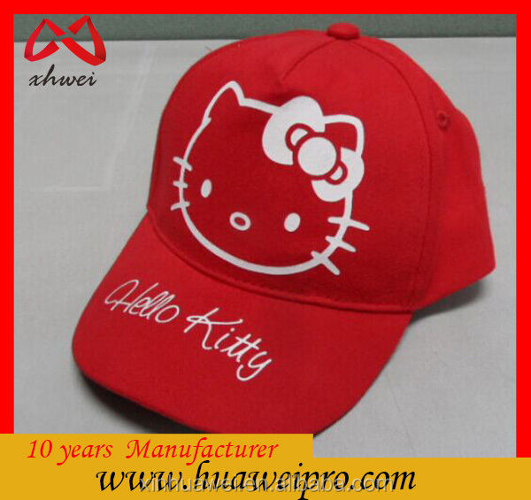 Guangdong factory price wholesale baby hat snapback cap and cartoon caps and hat boy branded