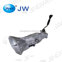 Transmission assembly diesel engine gearbox 5 speed automatic model transmission