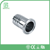 304/316 Sanitary Stainless Steel Hose End Ferrule