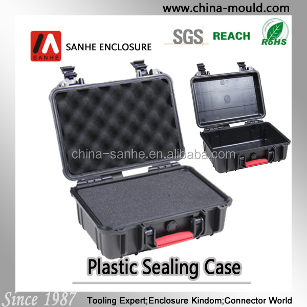 Hard safety equipment case