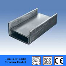 steel slotted u channel u section
