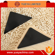 4 Pieces in set Non Slip Anti Slip Safety Mat for Under Carpets Rugs for Laminates Floorboard