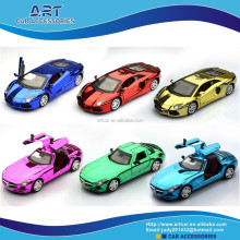 so cool intelligent diy model mini car toy