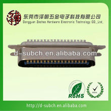 d-sub connector centronic PCB straight SMT TYPE