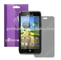 Manufacturer!!!! Ultra Clear Screen Saver /Guard/Ward /Screen Protectors for Motorola MB886