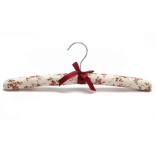 Eisho Fabric Sample High Quality Satin Hanger